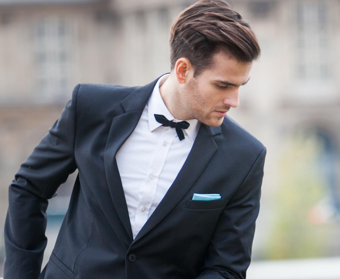 Krótki przewodnik po męskich garniturach